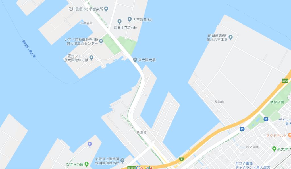 初めてアジングタックルでアジを釣った日【2019/11/07】アジング泉大津へ