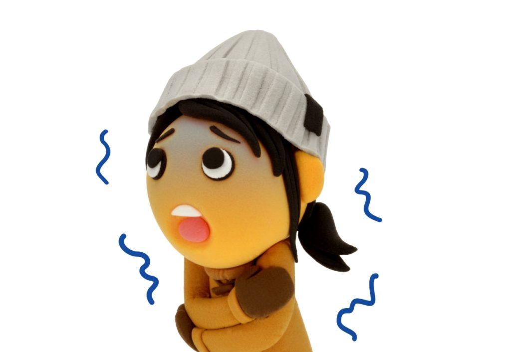 寒過ぎてやる気の出ない【2019/12/06】泉大津アジング