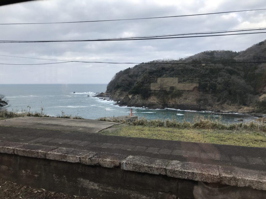 【鳥取の岩美町】日本海アジングの旅①